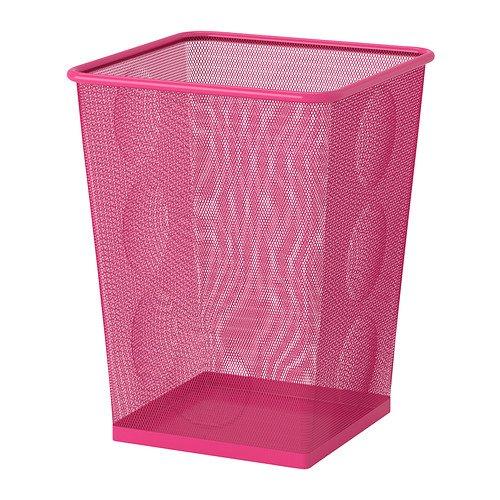 ikea dokument papierkorb rosa. Black Bedroom Furniture Sets. Home Design Ideas