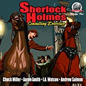 Sherlock Holmes: Consulting Detective, Volume 5 | Aaron Smith, Andrew Salmon, I.A. Watson