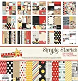 Simple Stories Simple Stories Collection Kit, 12 by 12-Inch, Say Cheese