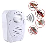 Ultrasonic Pest Repeller Electronic Plug-In Nsect and Rodent - Pest Control Repeller
