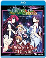 Labyrinth of Grisaia / Eden of Grisaia [Blu-ray] by Section 23