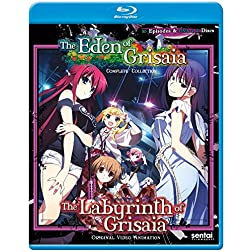 Labyrinth of Grisaia / Eden of Grisaia [Blu-ray]