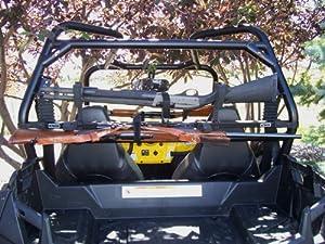 Big Sky Racks UTV Sky Bar 2 Gun Rack for Rifles and Shotguns (2 Gun) by Big Sky Racks