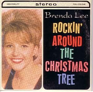 Brenda Lee - Rockin Around the Christmas Tree Rare Cd Single (3 Songs in Carded Sleeve) - Amazon ...