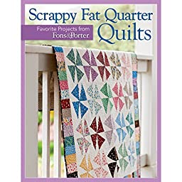 Martingale That Patchwork Place Scrappy Fat Quarter Quilts by Martingale