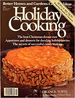 Better Homes And Gardens Creative Ideas 1984 Holiday
