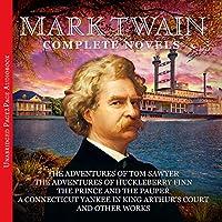 Mark Twain - The Complete Novels audio book