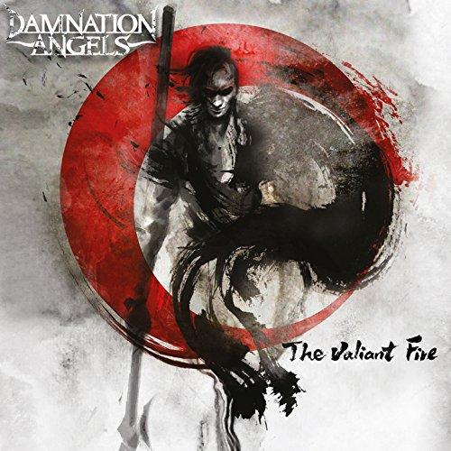 (Symphonic Power Metal) Damnation Angels - The Valiant Fire - 2015, MP3, 320 kbps