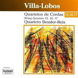 Villa-Lobos:Cordas 15/16/17