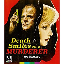 Death Smiles on a Murderer [Blu-ray]