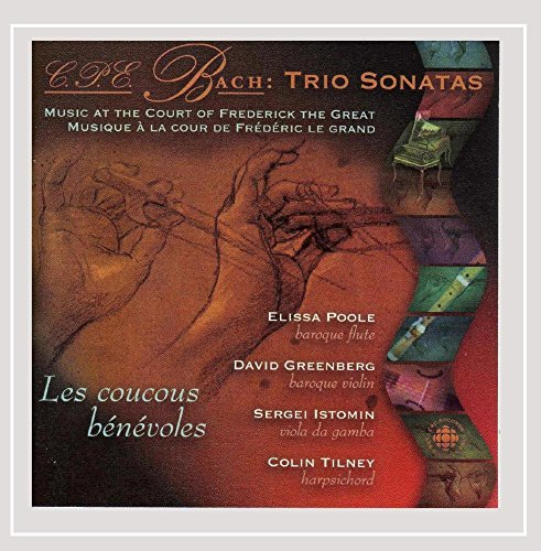 Elissa - Bach, C.p.e.: Trio Sonatas - Zortam Music