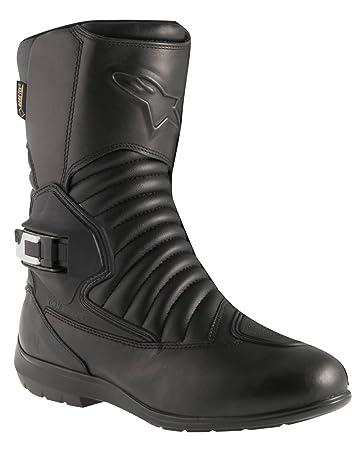 Alpinestars mono fuse gore-tex, bottes de moto noir taille 43