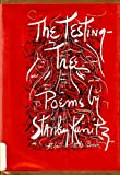The Testing-Tree: Poems