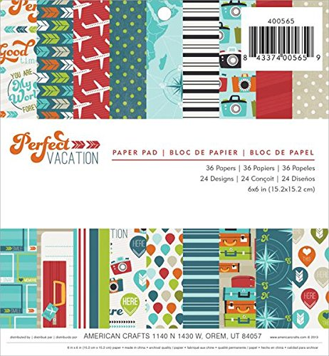 Perfect Vacation Paper Pad