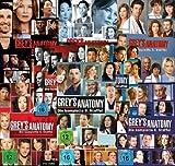 Grey's Anatomy - Die jungen Ärzte: Staffeln 1-9 (53 DVDs)
