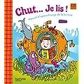 Chut... Je lis ! - M�thode de lecture CP - Livre �l�ve Tome 1 - Ed.2009