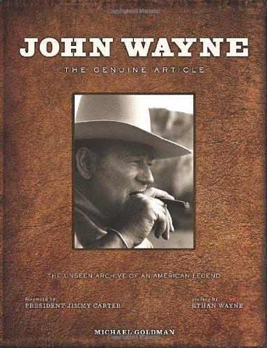 John Wayne The Genuine Article Import It All