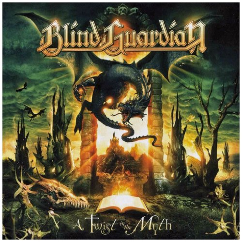 Blind Guardian - A Twist In The Myth - Zortam Music