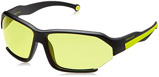 mirrored sport sunglasses  Fastrack Mirrored Sport Men\u0027s Sunglasses - (P330YL3