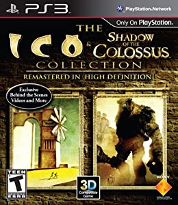 The ICO and Shadow of the Colossus Collection from Sony Computer Entertainment