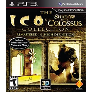 Ratings and reviews for The ICO and Shadow of the Colossus Collection