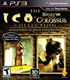 Ico and Shadow of the Colossus Collection PS3 US