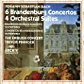 Bach: Brandenburg Concertos and Orchestral Suites - Pinnock, English Concert (3 CDs)