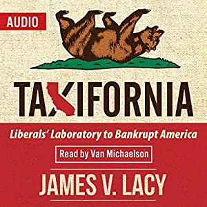 Taxifornia Audiobook
