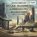 Die Auserwählten - In der Brandwüste (Maze Runner) Audiobook by James Dashner Narrated by David Nathan