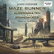 Die Auserwählten - In der Brandwüste (Maze Runner 2) (       ungekürzt) von James Dashner Gesprochen von: David Nathan
