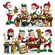 Santa\'s Workshop Props Party Accessory (1 count) (2/Pkg)