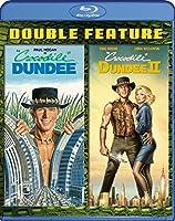 Crocodile Dundee / Crocodile Dundee II [Blu-ray] - David Gulpilil, Ritchie Singer, Linda Kozlowski, Paul Hogan