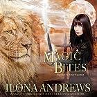 Magic Bites: Kate Daniels, Book 1 Audiobook by Ilona Andrews Narrated by Renée Raudman