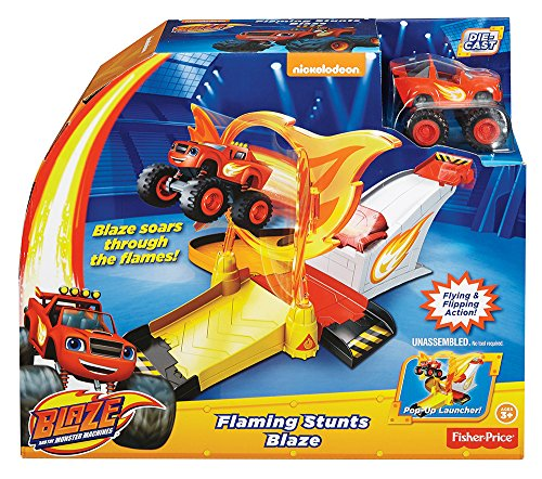 Blaze-y-los-Monster-Machines-Aro-de-fuego-Fisher-Price-Mattel-DGK55