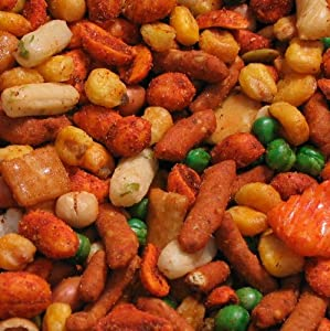 Hot 'n Spicy Trail Mix - 4 lb. by Western Mixers