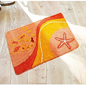 Ustide cheap bathroom area rugs cute star and for Cute rugs for cheap