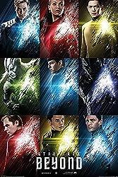 Star Trek Beyond Poster - Characters (61cm x 91,5cm)