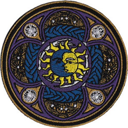 Application Sun and Moon Patch