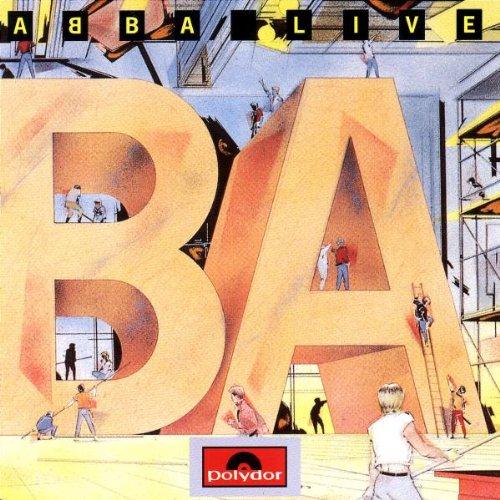 ABBA Live artwork