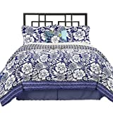 Stylehouse GK642511 Chelsea Bedding Set (4-Piece) - King