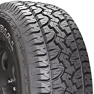GT Radial Adventuro AT3 Tire – 245/70R17 119S