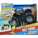Hot Wheels Monster Jam Rev Tredz Dragons Breath