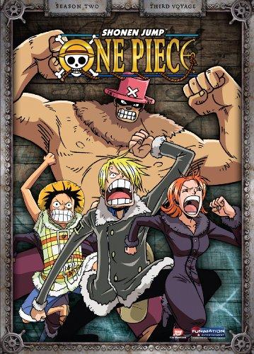 ONE PIECE シーズン1 Part3 (27-39話) [DVD] 北米版・英語音声字幕