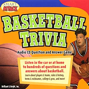Smart Attack Basketball Trivia | [Michael O'Halloran]