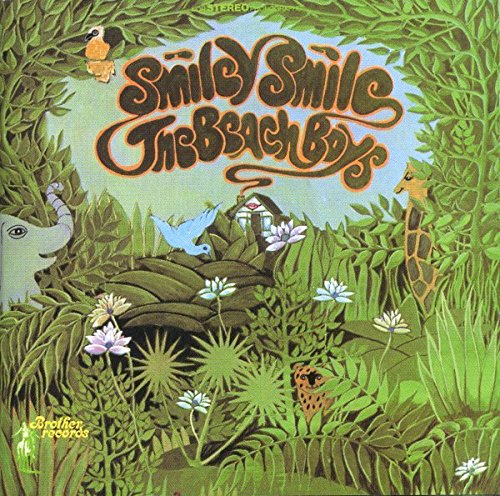 CD : The Beach Boys - Smiley Smile/ Wild Honey (United Kingdom - Import)