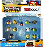 Star Wars Angry Birds Telepods Star Wars Rebels Heroes & Villains Figure Pack (Hasbro Toys)