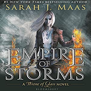 Empire of Storms Audiobook