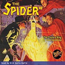Spider #31 April 1936 Audiobook by Grant Stockbridge,  RadioArchives.com Narrated by Nick Santa Maria