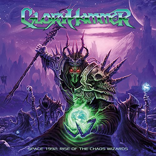 Gloryhammer - Space 1992: Rise Of The Chaos Wizards (2CDS) [Japan CD] RBNCD-1197 by Gloryhammer