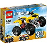 Lego Creator - 31022 - Jeu De Construction - Le Quad Turbo